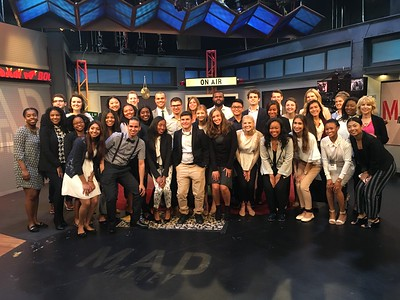 CNBC  Fellows on Mad Money set