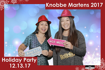 2017 Knobbe Martens Holiday Party