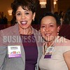 Minority Business Leaders Cheryl McCarver, Vice president and executive director, Health and Wellness Alliance for Children, Children's Health and Cheryl Richards Senior vice president, chief diversity and inclusion officer, VisitDallas.
