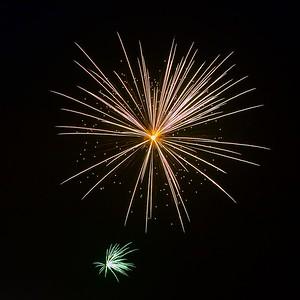 2017.7.4 - PPB Jenkinson's Fireworks