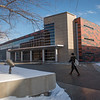Newly renovated Caudell Hall at SUNY Buffalo State.