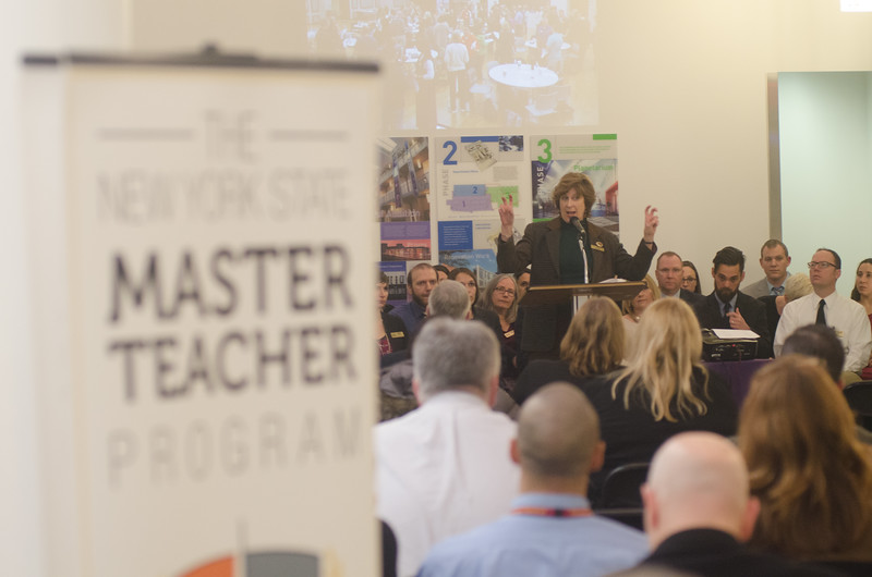 2017 Wester Region Master Teacher Recption.
