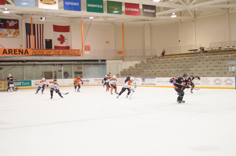 Buffalo State Alumni Women and Men's Hockey Weekend.