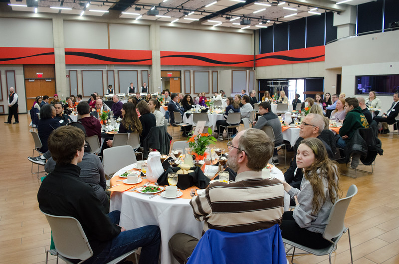 Buffalo State's Open House.