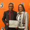 Equity and Campus Diversity award ceremony at Buffalo State College.