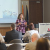 United University Professionals (UUP) benefits workshop at Buffalo State College.