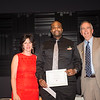 Hospitality and Tourism Buffalo Niagara Ambassador Awards program and reception at Buffalo State College.
