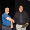 History Department awards presentation at Buffalo State College.