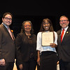 Student Leadership Awards ceremony at Buffalo State College.