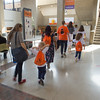 United University Professionals (UUP) take your child to work day at Buffalo State College.