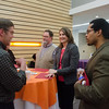 Faculty appreciation awards put on by student affairs office.