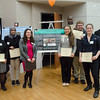 Volunterr and Service-Learning Center Celebration of Service.