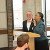 Muriel A. Howard All College Honors Luncheon at Buffalo State College.
