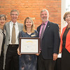 Master Teacher completion celebration at Buffalo State College.