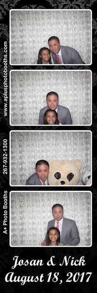 Josan and Nick's Wedding 8-18-17