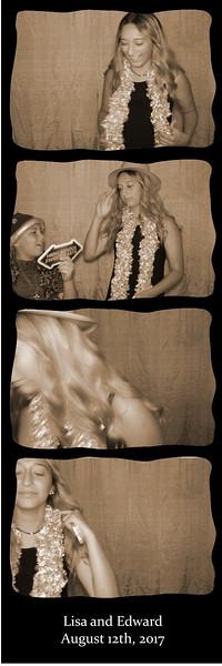 Lisa and Edward's Wedding 8-12-17