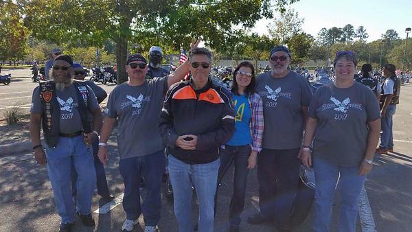 GHOG Riders - Bikers on Parade