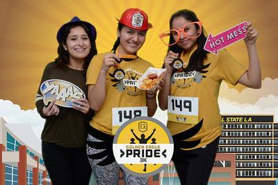 CSULA Golden Eagle Pride 3k