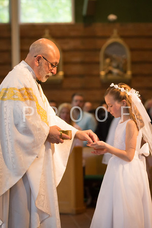 First Holy Communion May 13 11AM