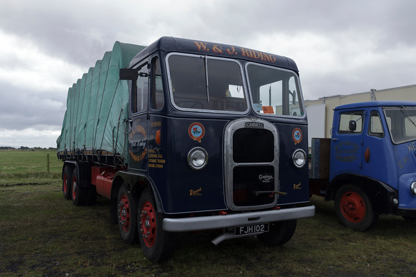 Scammell Rigid 8