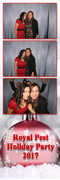 Royal Pest Holiday Party 12-2-17