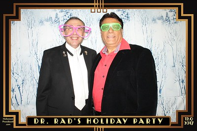 Dr. Rad's Holiday Party - 12/9/2017