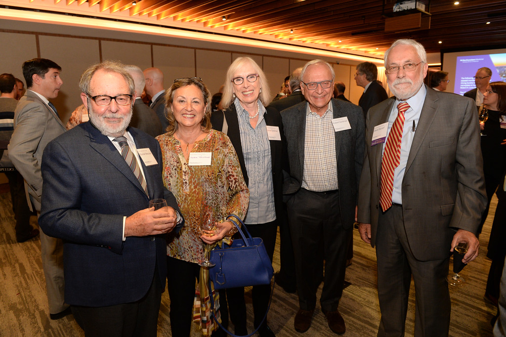 Faculty Campaign Recognition Reception, November 2, 2017