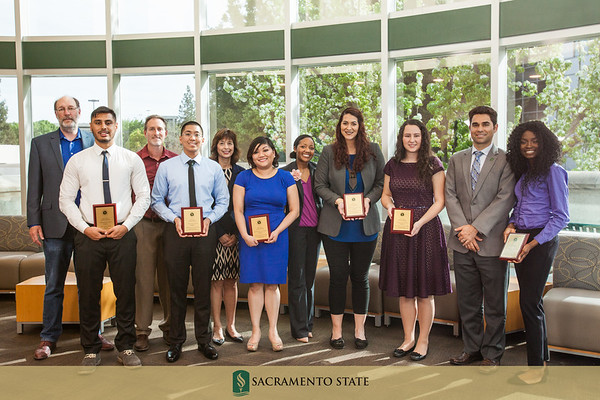 Faculty Senate Scholarship Awards