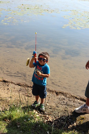 Family Fishing Event - Fall 2017
