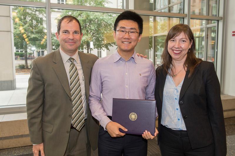 Health Sciences Integrated Program, Graduation 2017, September 18, 2017