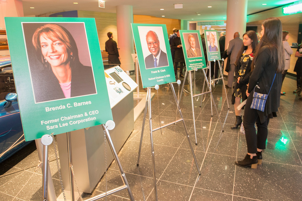 2017 (35th Annual) Chicago Business Hall of Fame, November 15, 2017