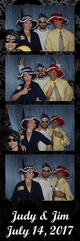 Judy and Jim's Wedding 7-14-17