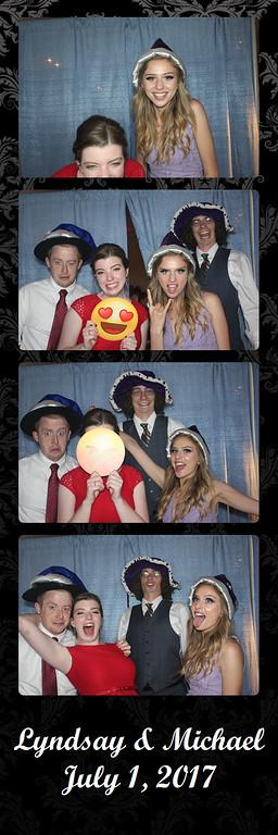 Lindsay and Michael's Wedding 7-1-17