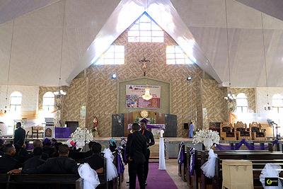 Justice Uche Nwokedi's Funeral