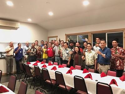 Koa Ridge Dinner Meeting
