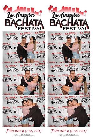 LA Bachata Festival February 9-12, 2017