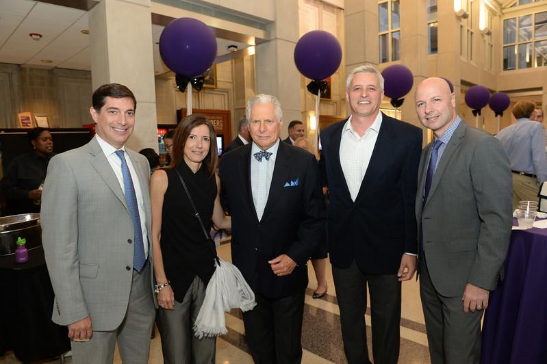 Landsberg Society, 2017 Weekend Update, Welcome Reception, September 15, 2017