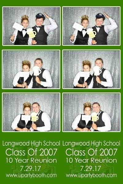 Longwood High School Class Of 2007 10 Year Reunion