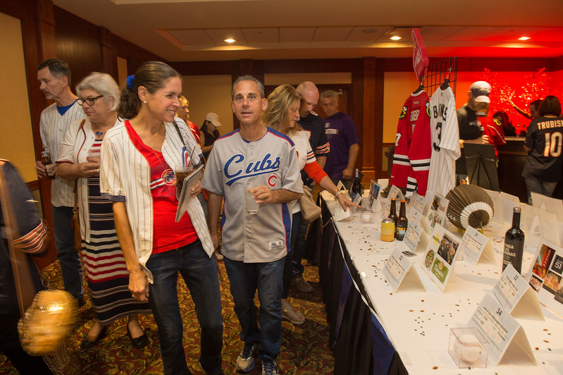 47th annual Lou Malnati's Cancer Research Benefit, September 23, 2017