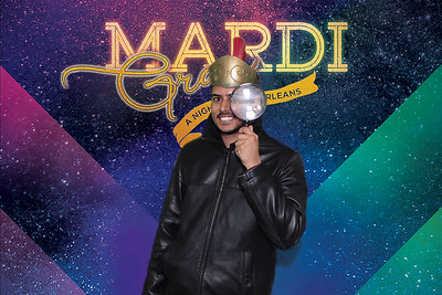 Mardi Gras - A Night in New Orleans - 2/23/2017