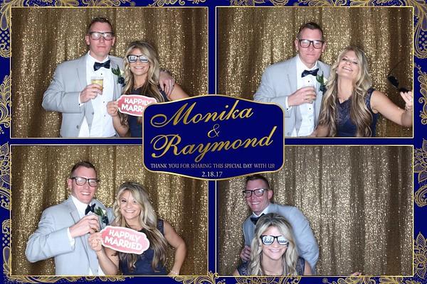 Monika & Raymond