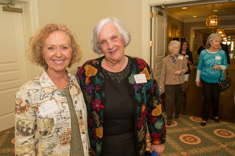 Northwestern Lake Forest Hospital Volunteer Recogniton Awards Breakfast, April 28, 2017
