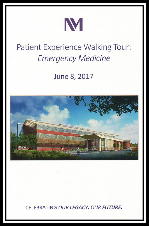 NMLFH Walking Tour - Emergency Services, June 8, 2017
