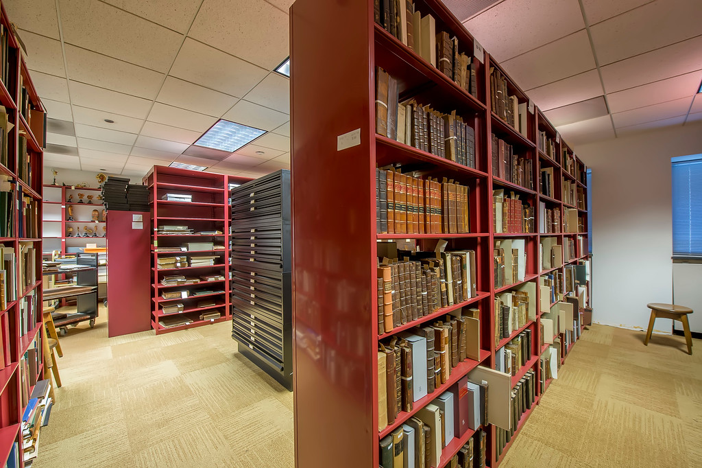 Galter Health Sciences Library and Learning Center, Special Collections, December 14, 2017