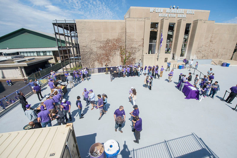 2017 Northwestern Law Football Party, September 2, 2017