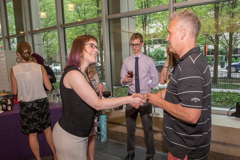 Program in Public Health 2017 Graduation Celebration, June 17, 2017