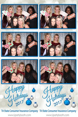 Tri-state Consumer Insurance Holiday Party