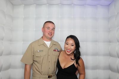 USS Makin Island LHD8 Marine Ball 2017