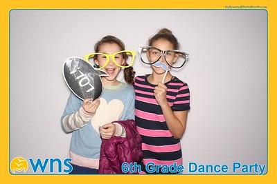 WNS 6th Grade Dance