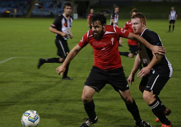 BBFC FFA Cup Semi 13-05-17